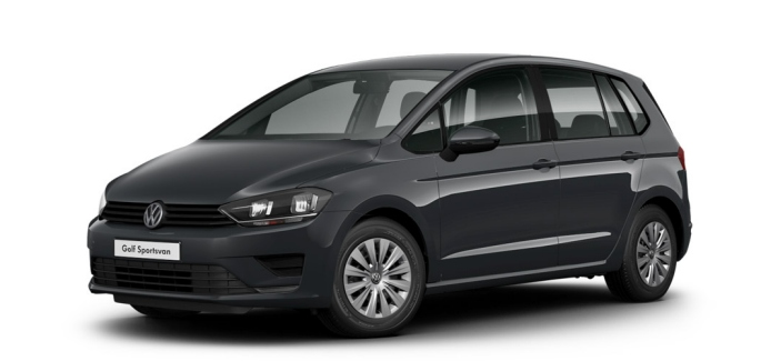 vw golf sportsvan leasing kompaktvan g nstige leasing. Black Bedroom Furniture Sets. Home Design Ideas