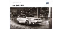 VW Polo GTI Katalog zum Download